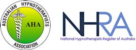 AHA logo image and NHRA logo image